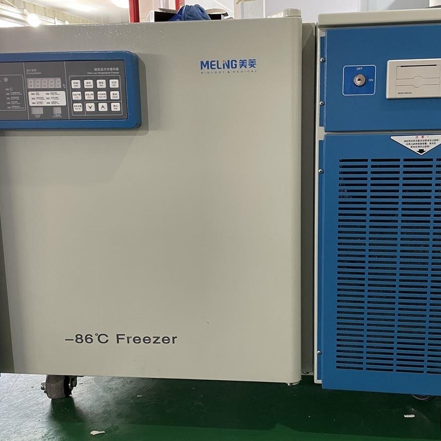 美菱超低温冰箱冷冻储存箱