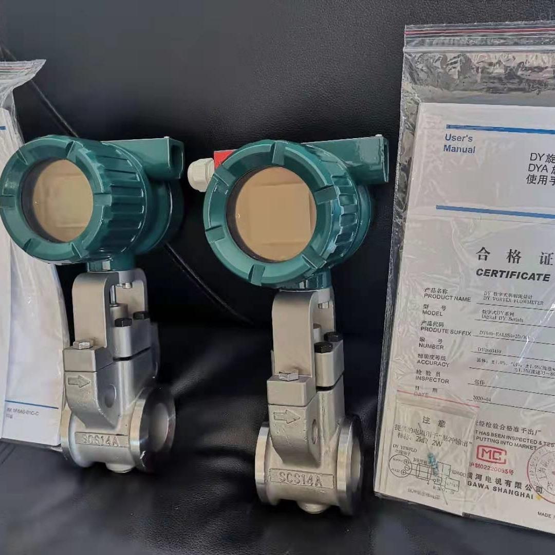 横河DY100-EALSR4-0D/NF1蒸气涡街流量计