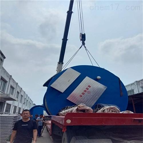四川DN2000*6300一体化预制泵站定制厂家