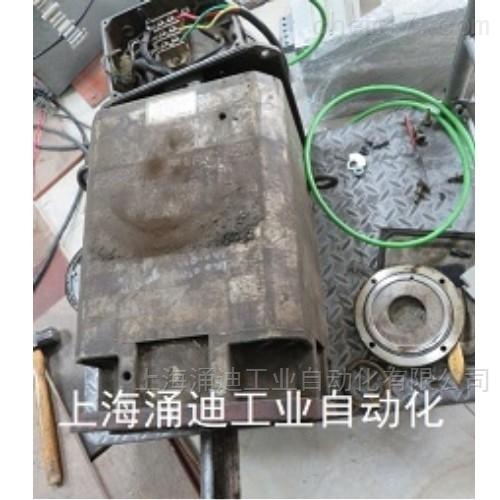 西门子主轴电机高速响声大解决维修