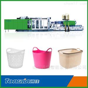 塑料洗衣篮生产设备