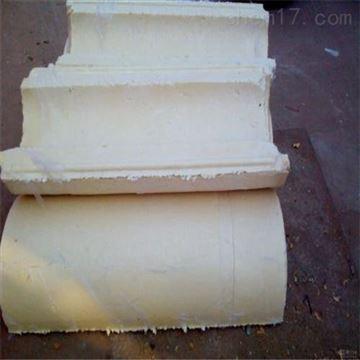 27-1220自来水架空管道铝皮聚氨酯保温管壳施工价格