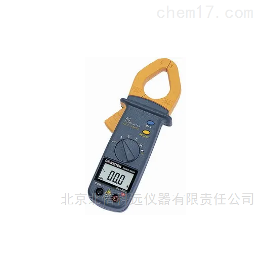 钳形电流表 交直流两用电流表 非接触式电流测量仪 钳形电流检测仪 钳形电流测定仪
