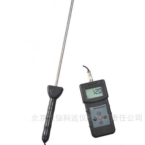 便携式烟草水份仪 烟草烟叶烟丝水份检测仪 便携式烟草含水量测定仪