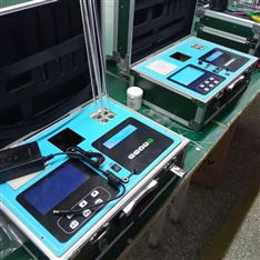 便携三合一水质检测仪COD氨氮总磷检测原理