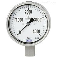 PG23HP-PWIKA威卡波登管壓力表,銅合金材質