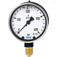 213.40WIKA威卡波登管压力表,铜合金材质