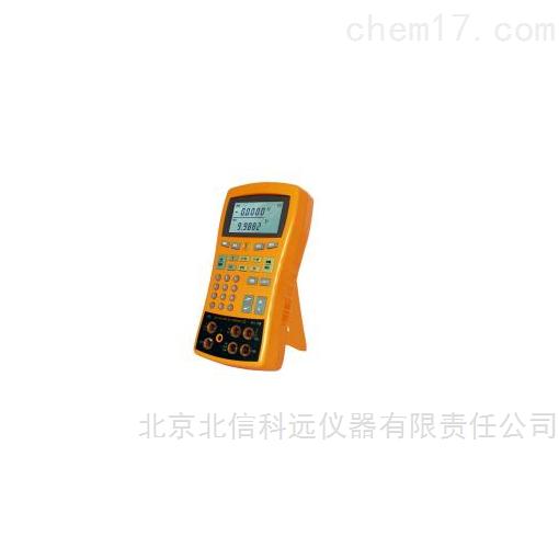 温度校验仪 手持式温度信号校验仪 电压电阻热电偶信号测量仪 工业现场实验室信号温度校验仪