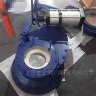 BZ643TC气动陶瓷旋转出料阀BDF陶瓷气动摆动阀