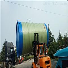 广元一体化污水提升泵站厂家