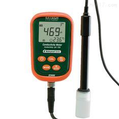 防水pH/mV/电导率/TDS/盐度/温度计