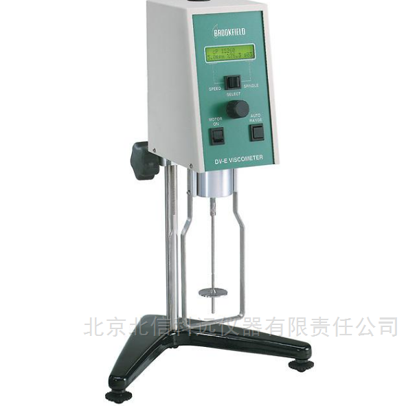 旋转粘度计 指针式旋转粘度计  液体粘性阻力检测仪 液体粘度测定仪 液体粘度计