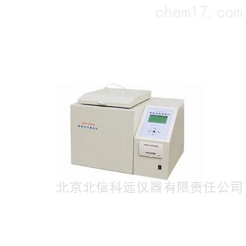 氧弹自动热量计 可燃性物质热值检测仪 煤油焦炭石蜡热值测量仪