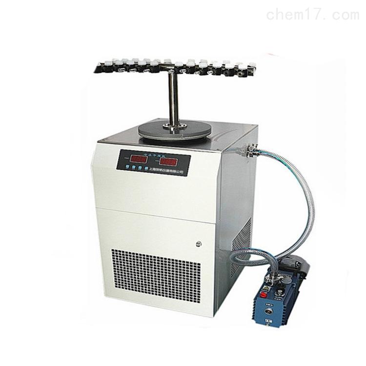 GY-1E-50归永台式冷冻干燥机多岐管型