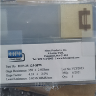HFP-35-125-SPW美国HPI应变计