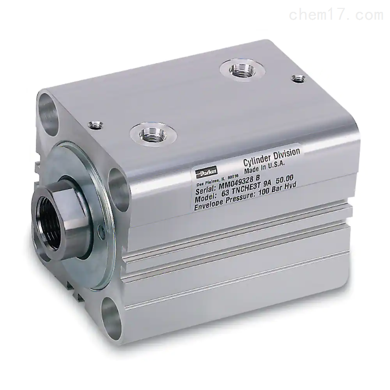 parker派克CHE紧凑型铝制结构液压缸气缸