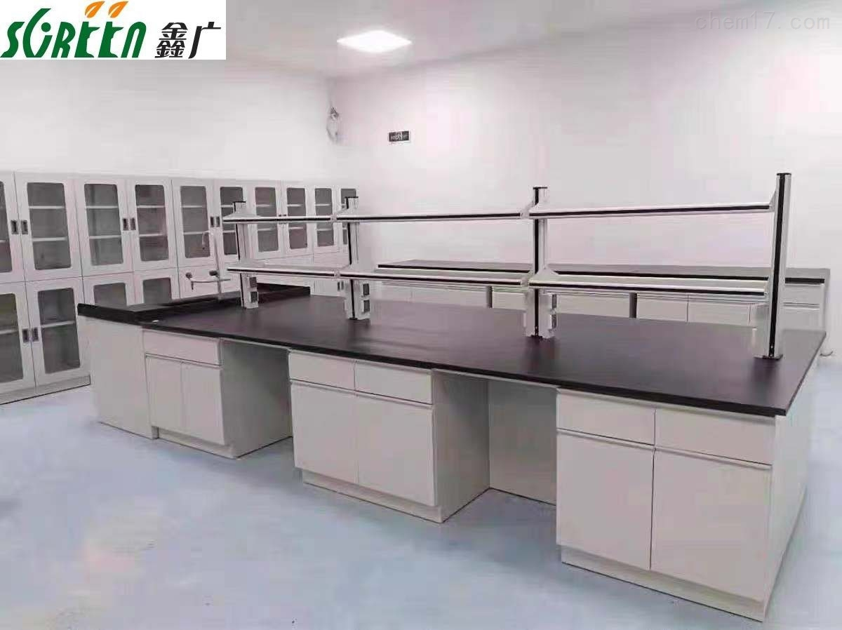 潍坊化验室实验台,全钢中央台