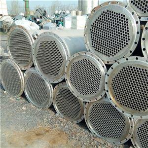 回收多种规格列管冷凝器