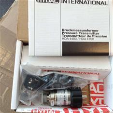 HYDAC压力传感器HDA4744-A-060-000促销