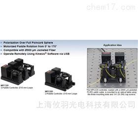 Thorlabs 电动光纤偏振控制器
