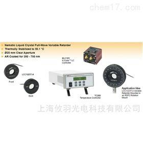 Thorlabs 全波液晶延迟器,带温控