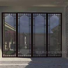 制作多色仿古門窗裝飾美景條