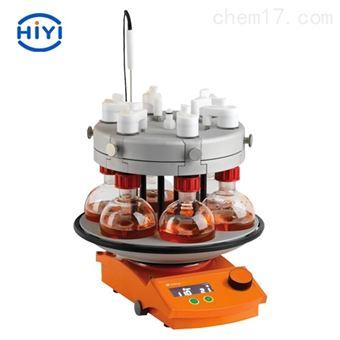 Radleys Carousel 6 Plus加热/冷却/搅拌/冷凝回流平行合成仪