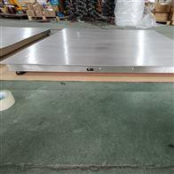 DCS-HT-A枣庄1吨不锈钢电子平台秤 2T防腐蚀地磅价格