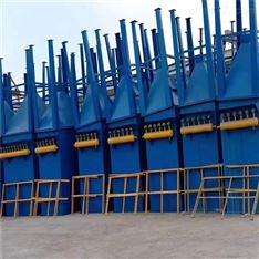 厂家供应100袋脉冲除尘器二手布袋收尘器