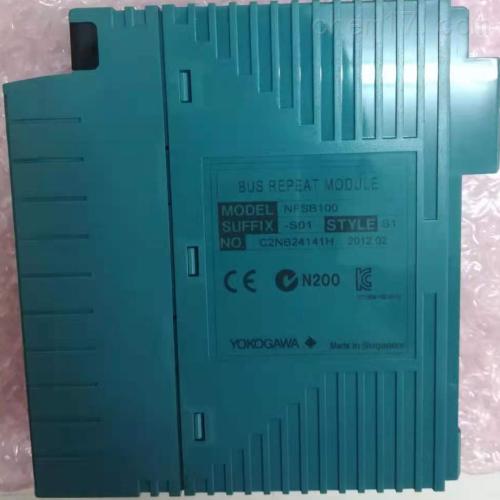 模块NFCP100-S01控制系统日本横河YOKOGAWA