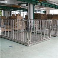DCS-HT-D北京3吨畜牧称 养殖场活禽动物电子称