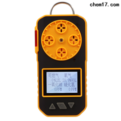 K-400a手持式四合一氣體檢測儀管道密閉空間
