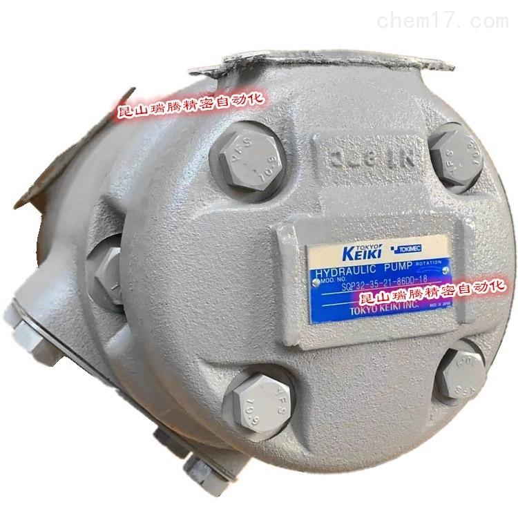 东京计器TOKYOKEIKI油泵SQP32352186DD18