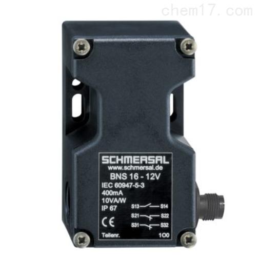 德国SCHMERSAL安全磁传感器