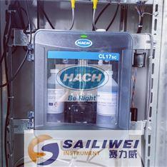美国Hach CL17Dsc 余氯分析仪