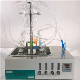 JT-DCY-4S石家庄硫化物吹氮装置特氟龙涂层耐酸碱