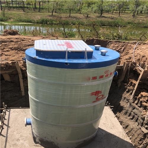 四川玻璃钢一体化污水泵站怎么维护