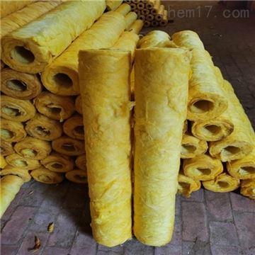 27-1220河南省濮阳市供应绝热绝热玻璃棉保温管