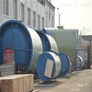 地埋一体化智能污水泵站多功能化
