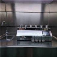 药厂不锈钢6滤头微生物限度检测仪GY-ZXDY-6
