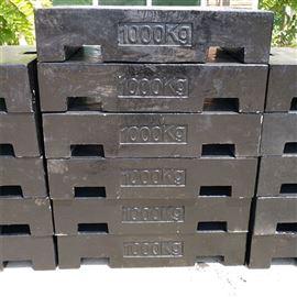 北京出租180噸鑄鐵配重塊廠家