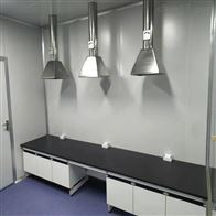 HZD青岛化学实验室排气设备管道设计