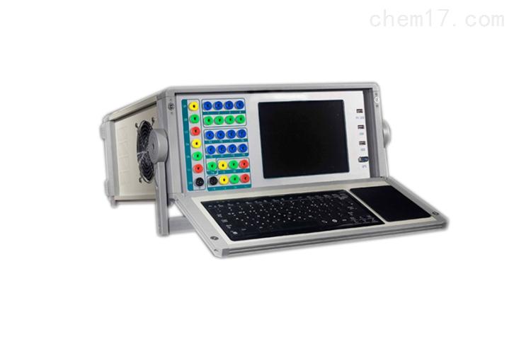 微机继电保护测试仪(六相高精度0.1级)