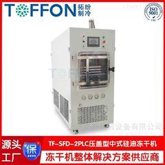 中式型冻干机  乳酸菌冷冻干燥机