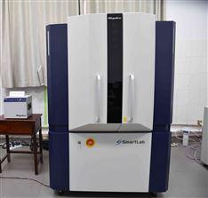 X射线衍射仪(XRD-6000)样品结构分析测试