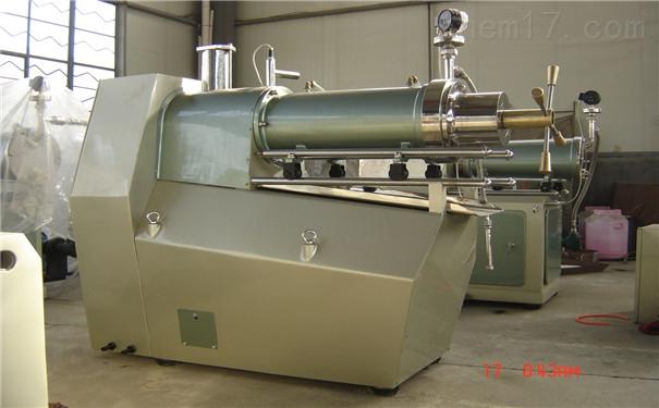 立式不锈钢砂磨机