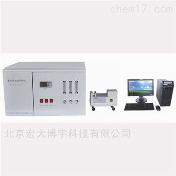 紫外荧光硫分析仪器详细说明