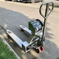 DCS-HT-F304不锈钢防防腐蚀叉车秤 2T液压车电子称