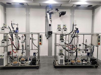 KBTL5C分子蒸馏仪双功能型