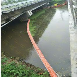 FT300*1000拦截水面可视清垃圾的拦污阻污浮筒